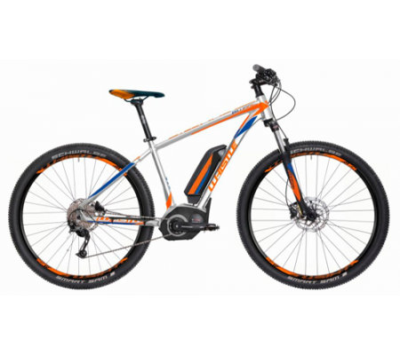 BICICLETA ELECTRICA B-WARE CX400 WHISTLE
