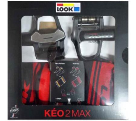 PEDALES LOOK KEO 2MAX