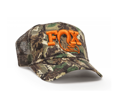 GORRA FOX CAMO TRUCKER